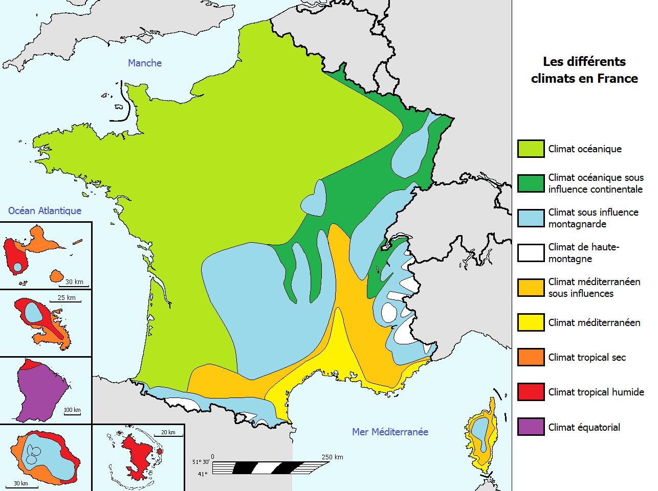 Découvrir la France Welcome to France